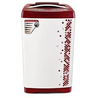 Videocon VT70G12 Digi Pearl Supreme Fully-automatic Top-loading Washing Machine (7 Kg, Glossy White)