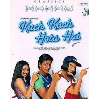 Buy Kuch Kuch Hota Hai Hindi Movie Online 599 From Shopclues