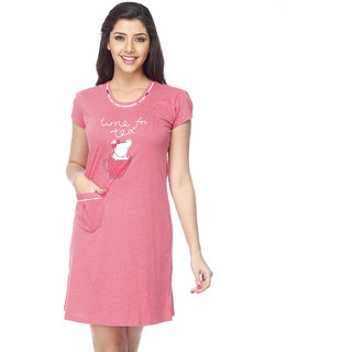 a1660f167 Buy Vixenwrap Pink Cotton Printed Slips Online   ₹809 from ShopClues