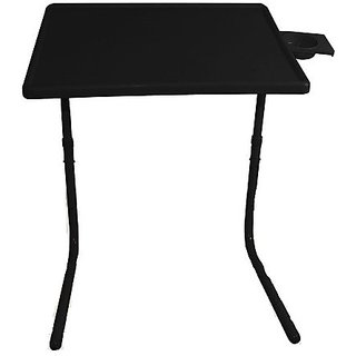 IBS Table Mate Folding Adjustable Portable Laptop Kid Study Mate With 3d screen  Black Changing Table