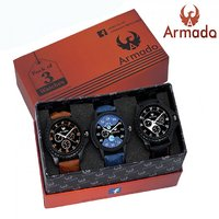 Armado AR-621251 Elegant Modern Corporate Collection Analog Watches