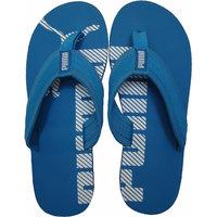 Puma Women's Blue Slippers