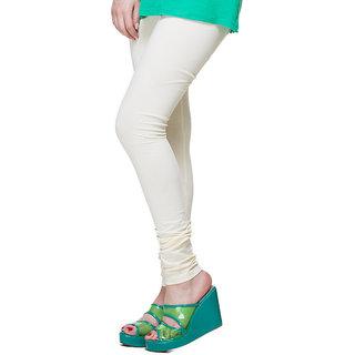Juliets Cotton Cream Leggings
