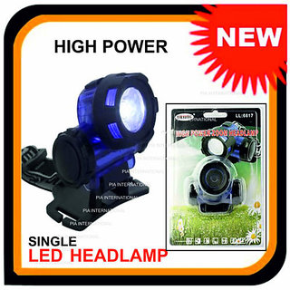 High Power Long Range 3W LED HEADLAMP
