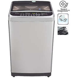 LG 7.5 Kg Top Load Fully Automatic Washing Machine - T8568TEELY (Available in Delhi NCR Only )