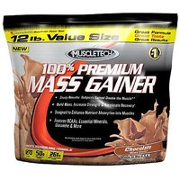Muscletech 100 Mass Gainer/12 Lb, Chocolate
