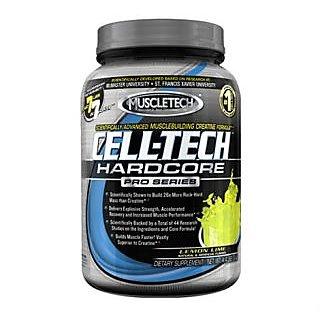 Muscletech Cell Tech Hardcore Pro Dietary Supplement/6.6 Lb