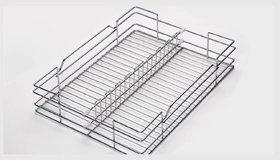 Kitchen Rack Stainless Steel 24X24
