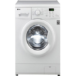 LG F7091MDL2 6 KG Front Load Fully Automatic Washing Machine (Available in Delhi NCR Only )