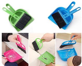 Mini Dust Pan Set of 2 (Complete Cleaning)