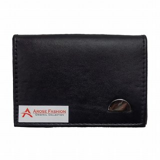 Arose Fashion Mens Card Holder