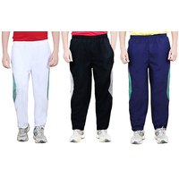 Combo Multi Polyester Track Pants