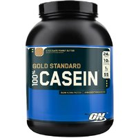 Optimum Nutrition 100 Casein Protein - 4 Lbs (Cookies A