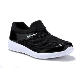 SX0089 Sparx Women Shoe (SX-0089 Black White)