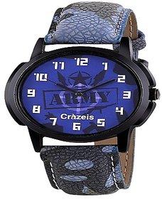Crazeis Analog Wrist Watch For Mens