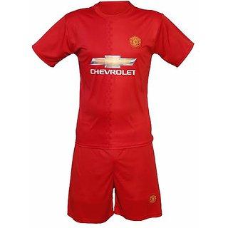 Football T shirt With Shorts