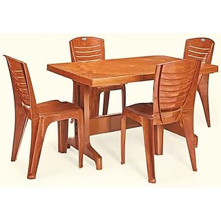 Dezire Dining Table Four Seater