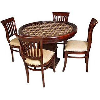 Four Seater Dining Tables