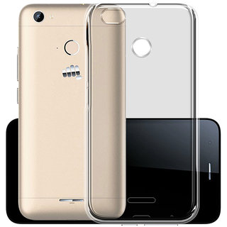 wholesale dealer 4620b c855b Micromax Unite 4 Pro Q465 Transparent Soft Back Cover
