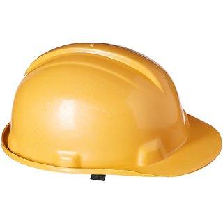 Safety Helmet, Dark Yellow