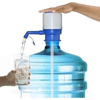 manual pump for bottled water