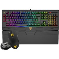 Gamdias ARES 7 Color GKC6011 Gaming  Membrane Keyboard