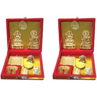 Dhanlaxmi Kuber DhanVarsha yantra - Buy 1 Get 1 FREE