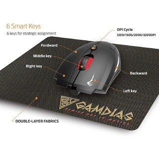 GAMDIAS Erebos GMS7510 Gaming Mouse