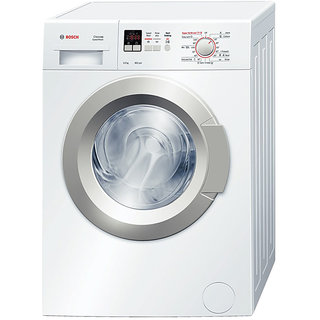Bosch 6 Kg WAX16161IN Classixx Fully Automatic Front Load  Washing Machine White