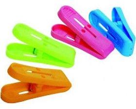 Plastic Cloth Clip- 24 Pcs