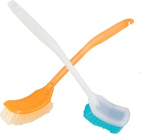 Toilet Cleaning Brush - Buy 1 Get 1 FREE