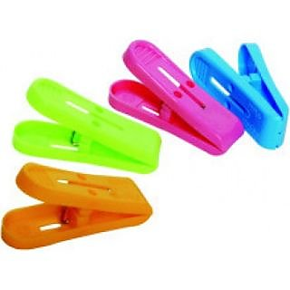 Plastic Cloth Clip- 24 Pcs
