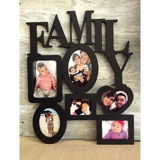 Kavi Creations Family Photo Frame