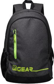 F Gear Bi Frost Denim M Green 28 Liter Laptop Backpack