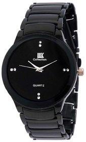 TRUE CHOICE MEN IN BLACK UNIQUE IIK COLLECTION Analog Watch - For Boys,MEN