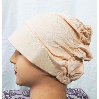 Buy Hijab TURBAN CANVAS HOSIERY CREAM Under Scarf Stole Muslim Inner Abaya  Head Cover Islamic Cap Women Chemo Hair Hat Online - Get 21% Off 9a7e05f5ff23