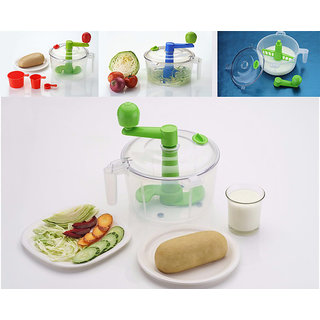 3 IN 1 Dough Maker With 6 Attachments