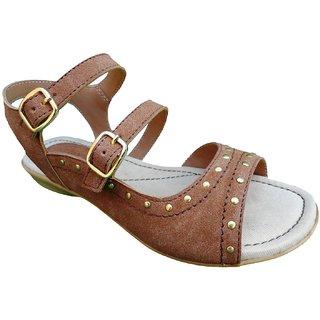 le signore Bellina Tan Women Sandal