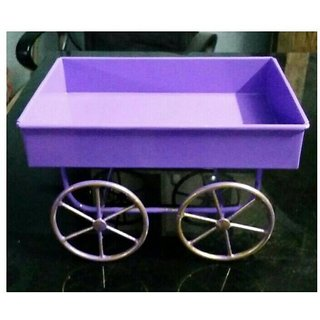 Multipurpose Thela  / carts / Push Cart / Hand Cart / Bar Trolley By GS Collection