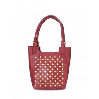 Stifler red exclusive spacious handbag