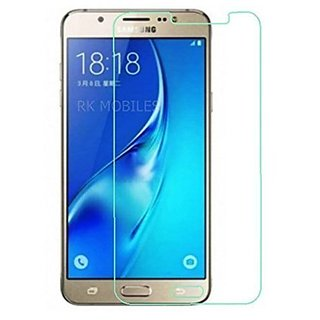 Samsung Galaxy J7 Tempered Glass Screen Protector  2016