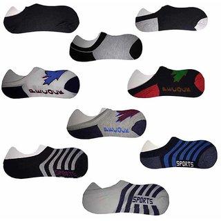 Loafers Socks Combo Pack (pack of 18 socks)