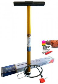 Wintech Airrace Ball, Car, Bicycle, Motorcycle Air Pump
