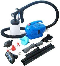IBS PAINT ZOOM spray gun Vaccum Cleaner painting Kit 4 In 1  accessories HomeOffice  Airless MPTZ2544 Sprayer