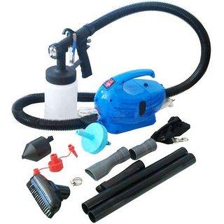 IBS PAINT ZOOM spray gun Vaccum Cleaner painting Kit 4 In 1  accessories MPTZ2544 HomeOffice Airless Sprayer