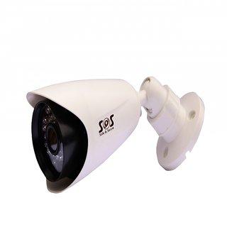 SOS-EAGLE10 AHD (1.3 MP) CCTV BULLET WATERPROOF CAMERA WITH NIGHT VISION