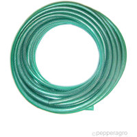 GARDEN HOSE CAR WASH WATER PIPE BRAIDED HEAVY DUTY 3/4 INCH DIAMETER -30 METERS