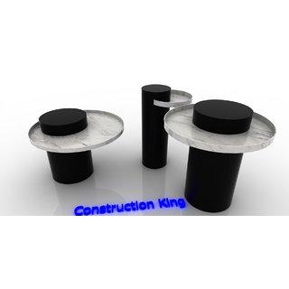 Set of Round Designer Table