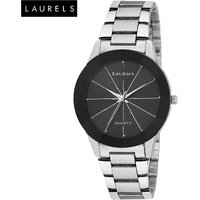 Laurels Colors Black Dial Women Watch (Lo-Colors-II-020