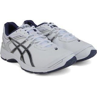 wyprzedaż w sprzedaży Najlepsze miejsce bardzo tanie Asics Men'S Gel- Quickwalk Sl White, Navy And Silver Nordic Walking Shoes